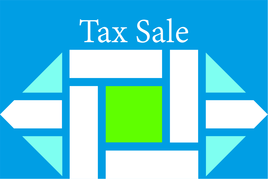 Tender of Tax Sale Property- October 2019